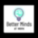 Better minds at work logo