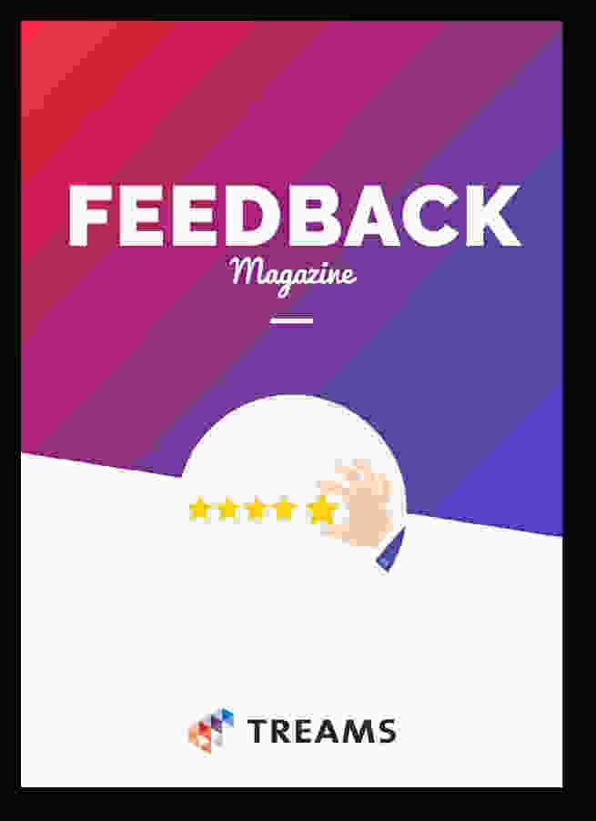 Gratis feedbackmagazine