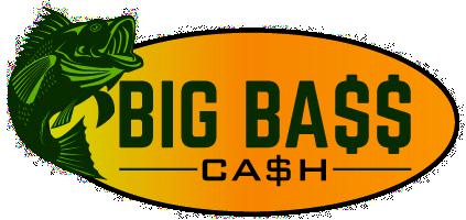 big bass cash logo