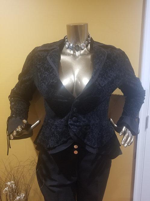 Black Gothic Jacket