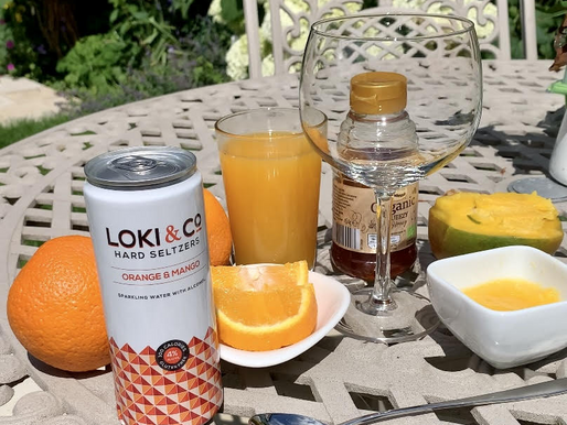Cocktail Recipe: Loki & Co. Sunrise