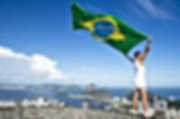 Bandera brasileña