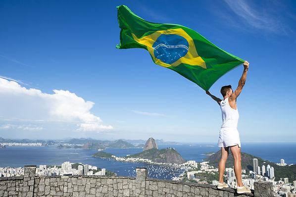 Drapeau brésilien