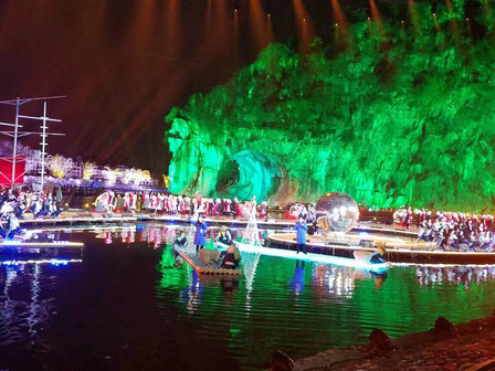 Chinese New Year Celebration in Guilin