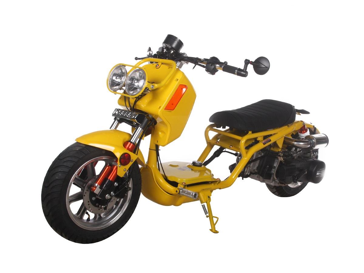 GEN-IV Maddog 150cc
