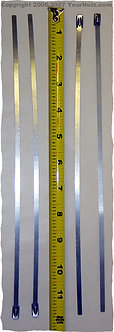 Stainless Steel Mounting Straps, Each