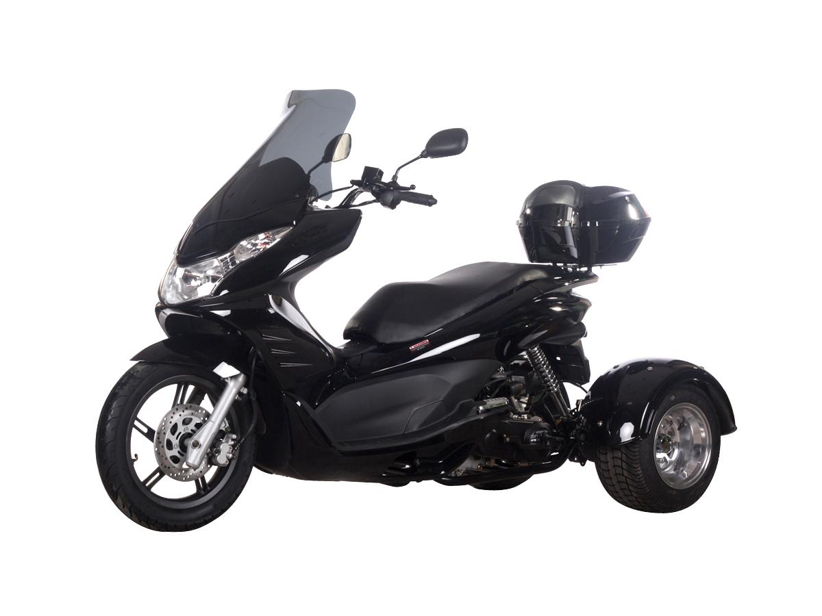 Q6 50cc Street Trike