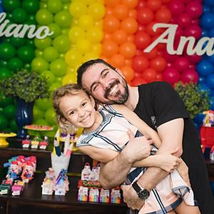 Aniversário Ana e Juliano