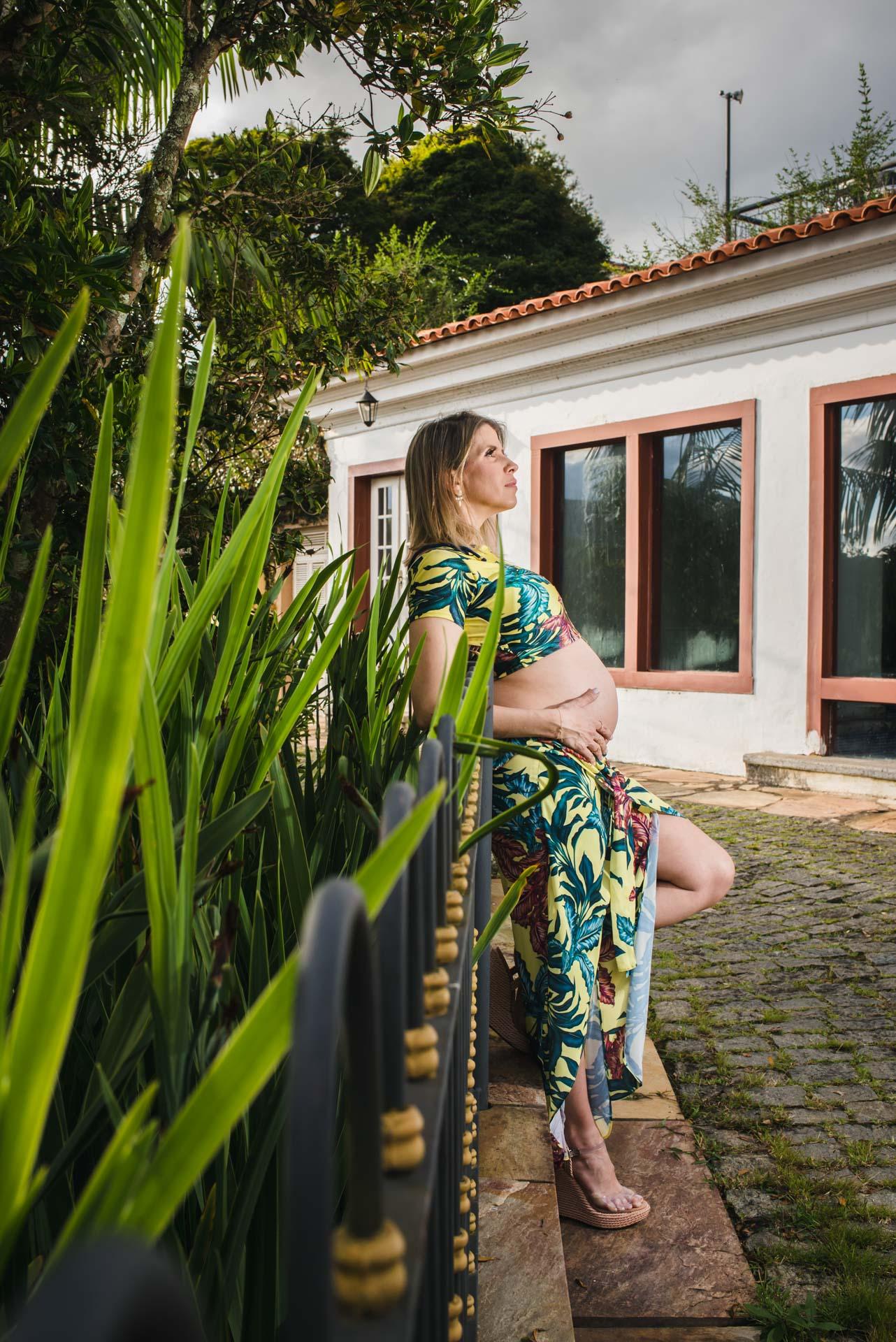 Ensaio Gestante_ Maira Ouro Preto_Baixa-