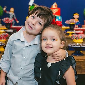 Aniversário Gabriel e Natalia