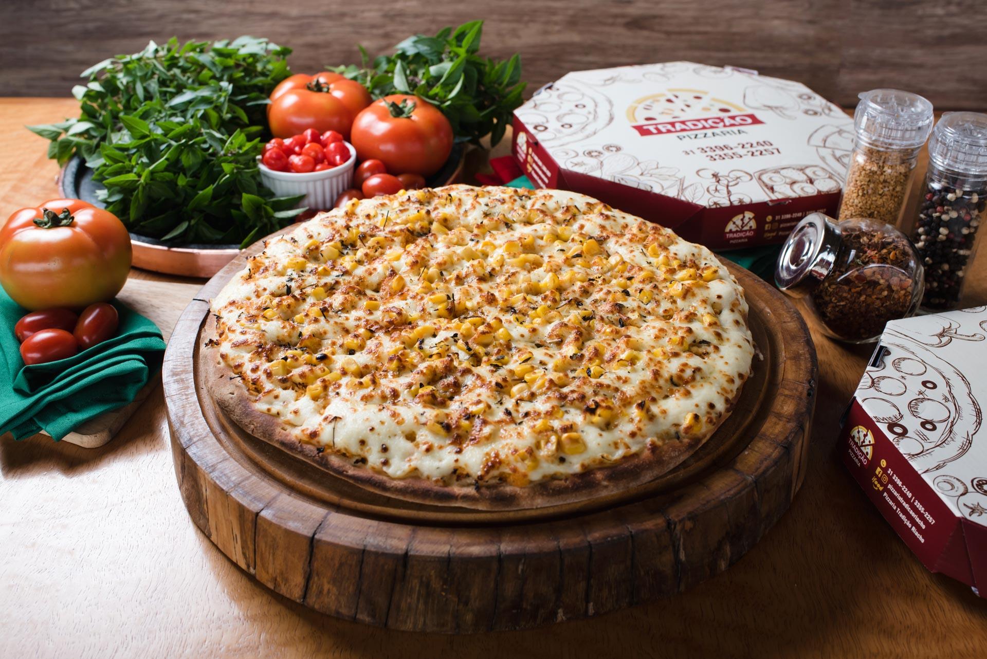 Cliente: Pizzaria Tradição