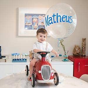 Matheus 1 ano