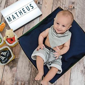 Matheus 3 meses