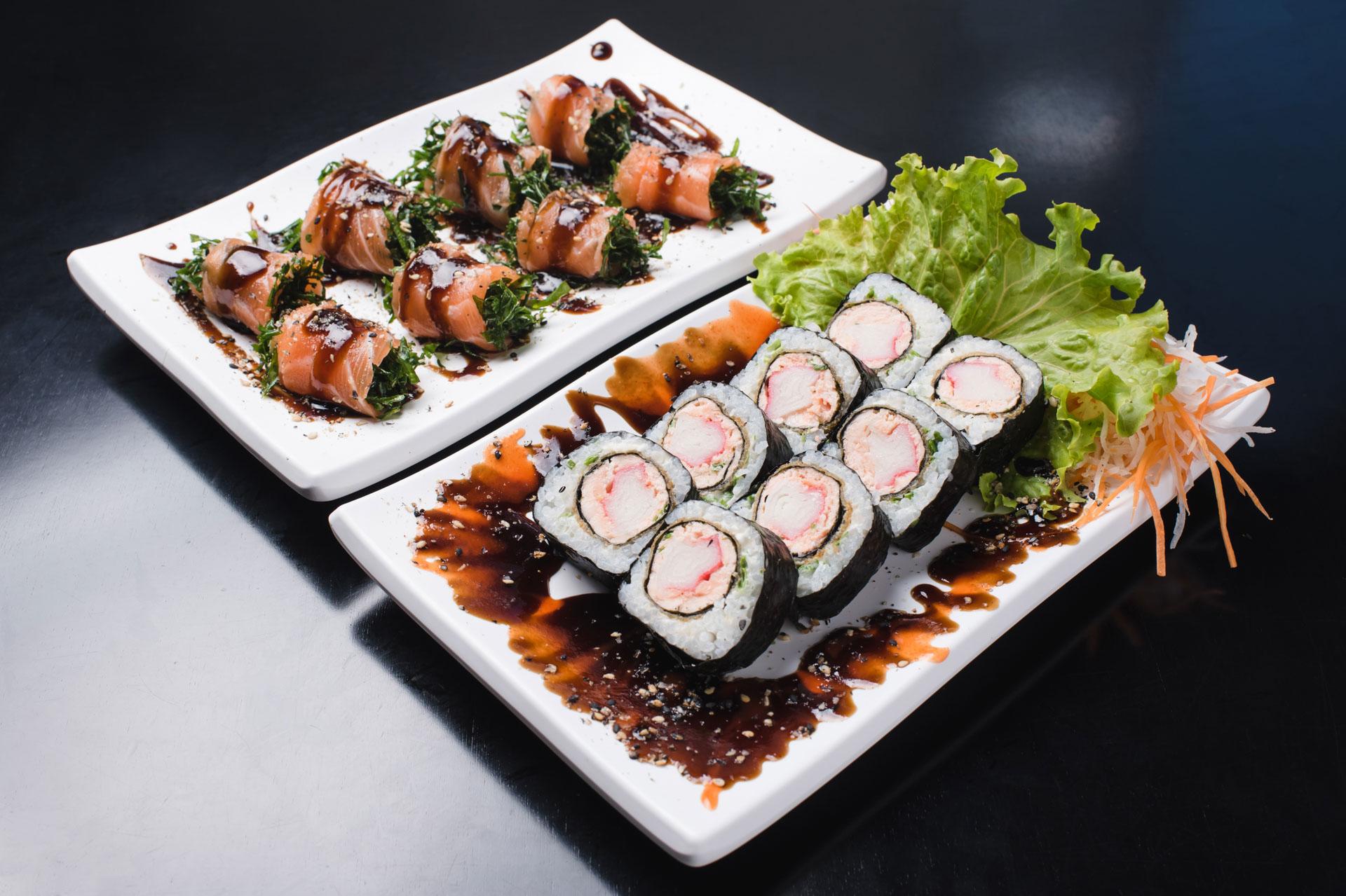 Cliente: Nashy Sushi