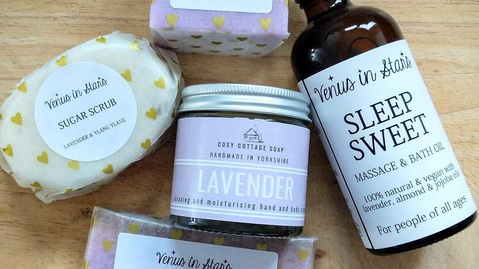 Lavender Lover Set