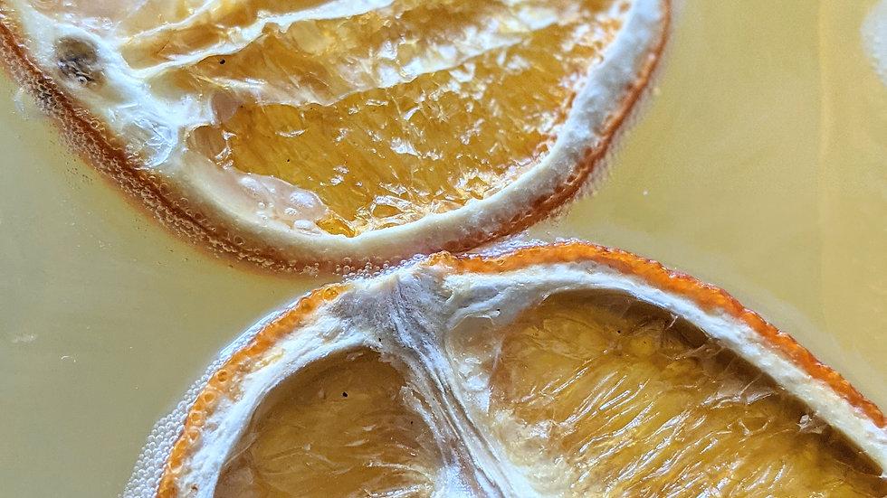 Organic Orange and Lime Soap