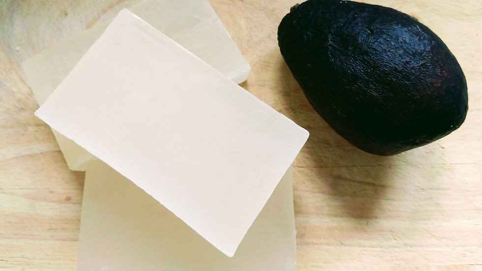 Organic Avocado and Olive Oil Soap
