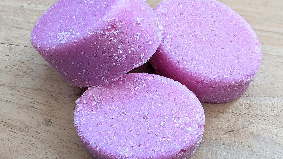 Candyfloss and Mallow Sugar Scrubs