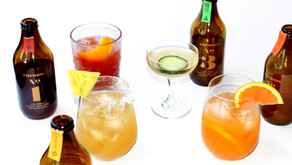 Curious Elixirs. Hand-Crafted Cocktails (without the booze)