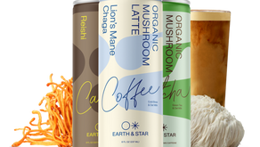 Earth & Star—A Delicious Way Drink Your Mushrooms (seriously)