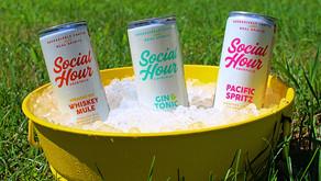 Julie Reiner's Social Hour Cocktails Raise the Bar on Cans.