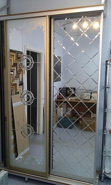 Гравирование стекла и зеркал в Сочи
