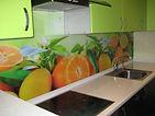 Стеклянные кухонные фартуки SochiGlass