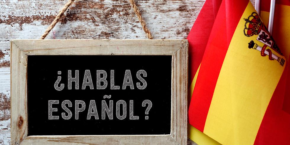 Refresh your Spanish Virtual - Free