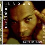 CD CARLINHOS BROWN - 2001