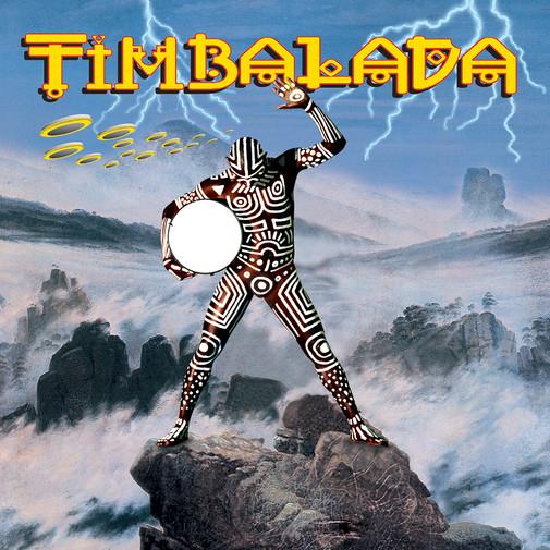 CD TIMBALADA - 1996