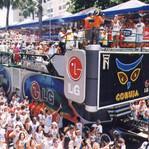 TRIO ELÉTRICO IVETE SANGALO - 2002