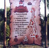 Porto Montilla. A ilha do Pirata