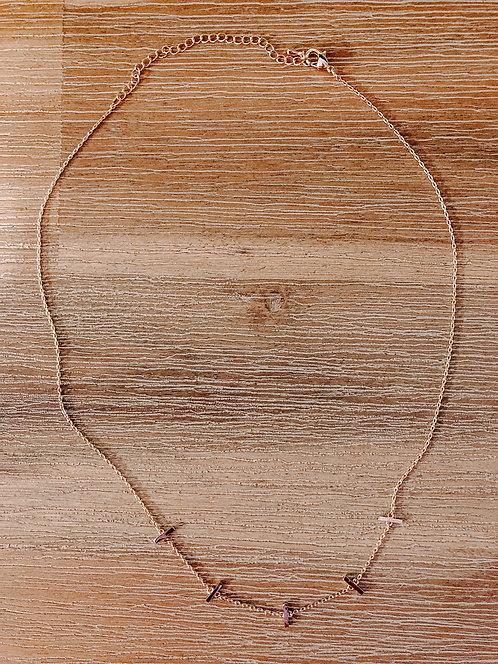 Dainty Mini-Bar Necklace