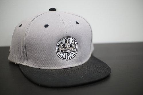 The Woods Detroit Snap Back Baseball Hat