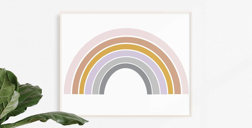 Ombre Rainbow - Desert