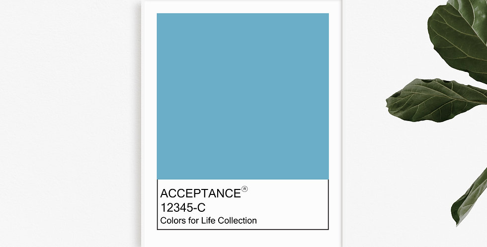 Colors For Life - Acceptance