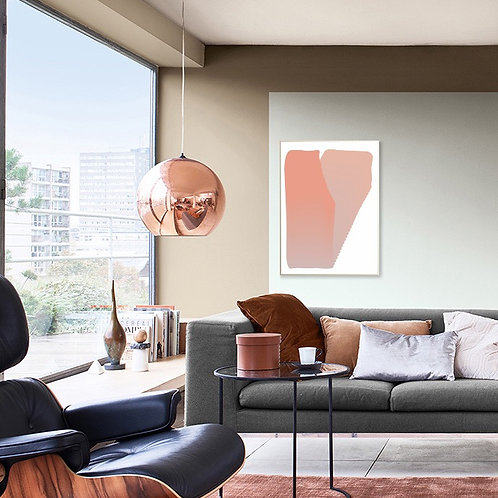 Abstract Terracotta