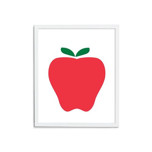 Apple of My Eye -Red