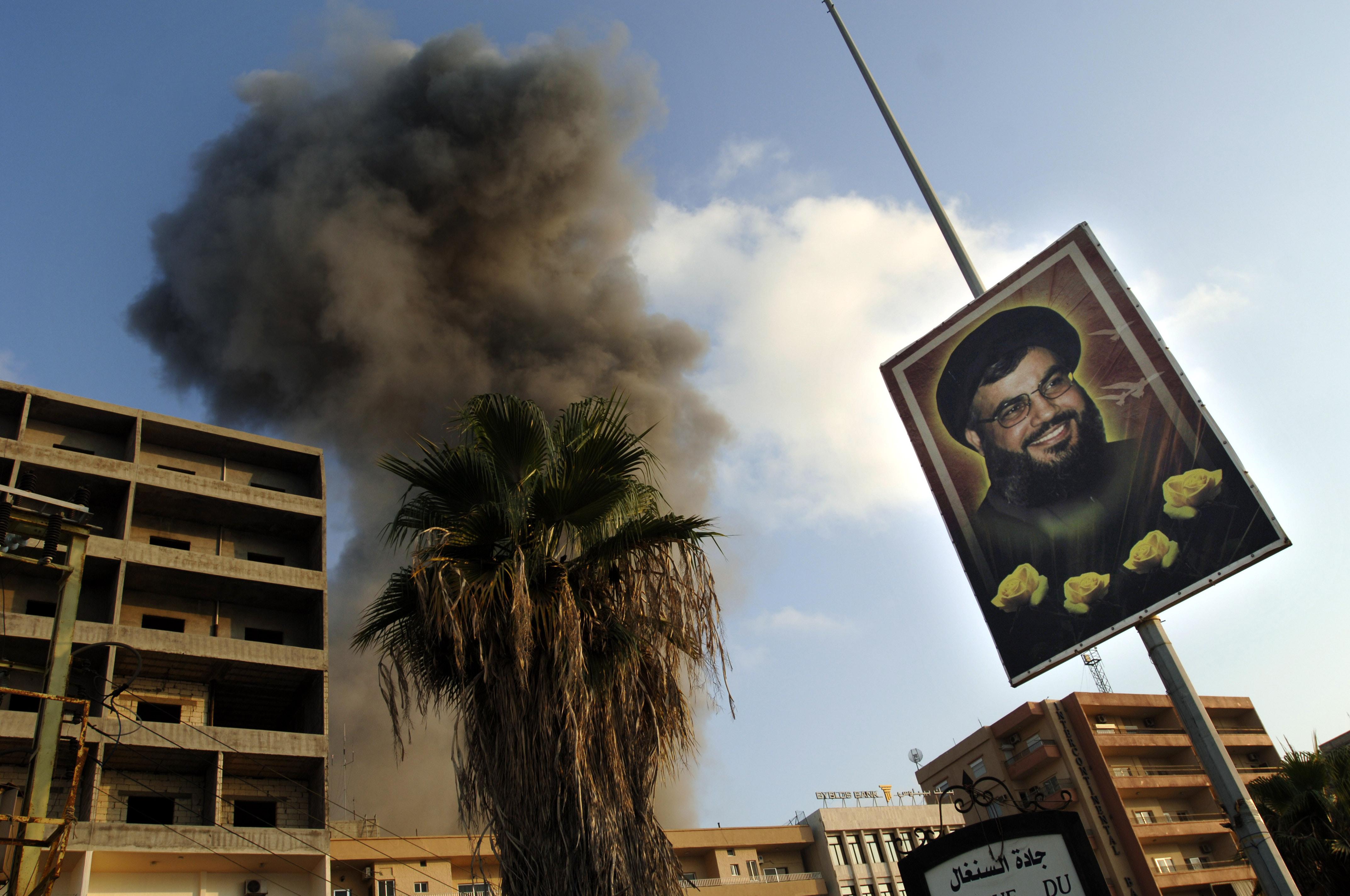 Portret Nasrallah