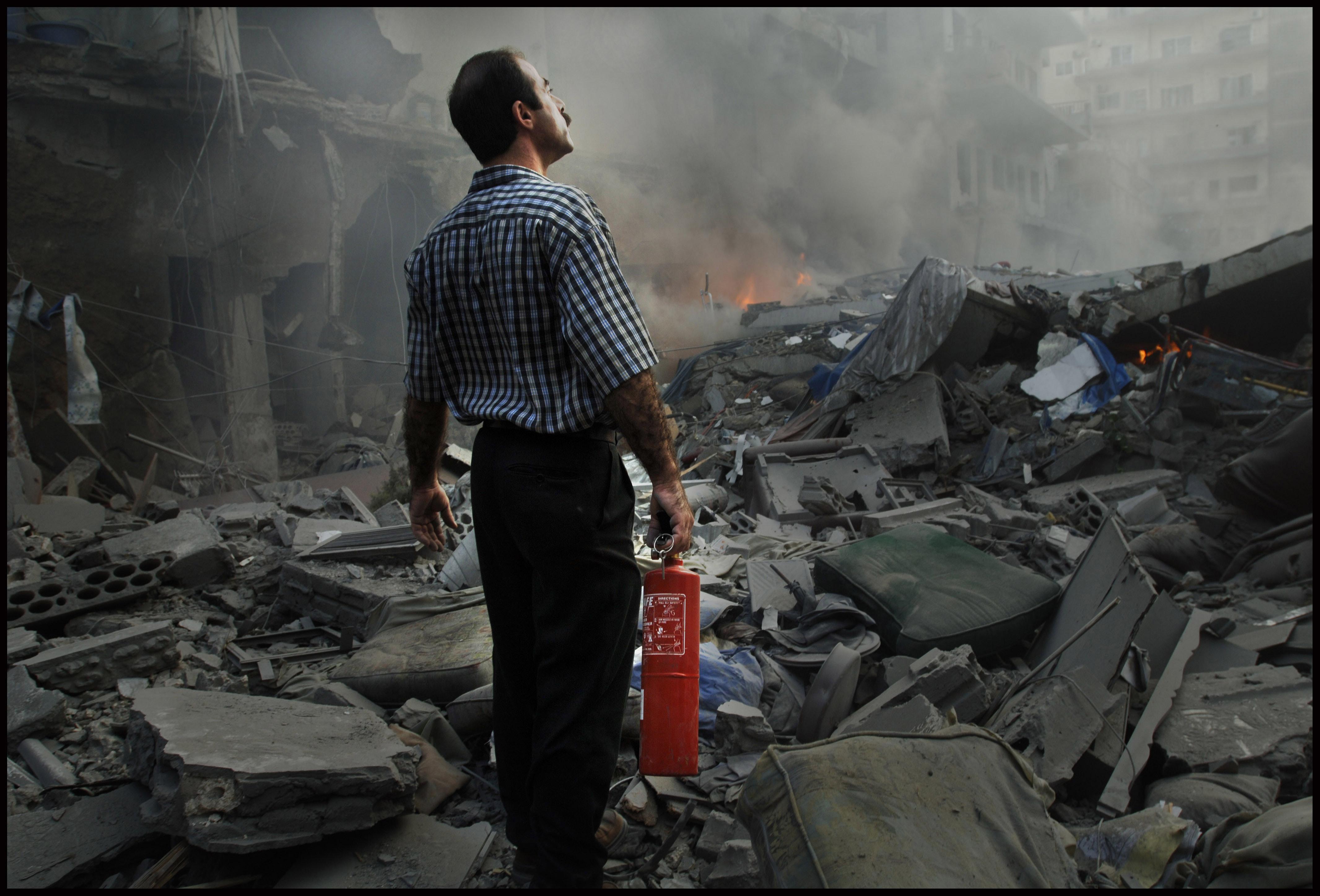 Bombardement Tyre