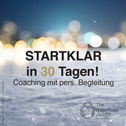 STARTKLAR INS NEUE JAHR, Online-Kurse, Business-Coaching