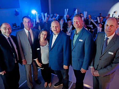 NEWS: Bowmanville Hospital Foundation Unveils Campaign Cabinet & Logo, Celebrates a $5-Million Gift