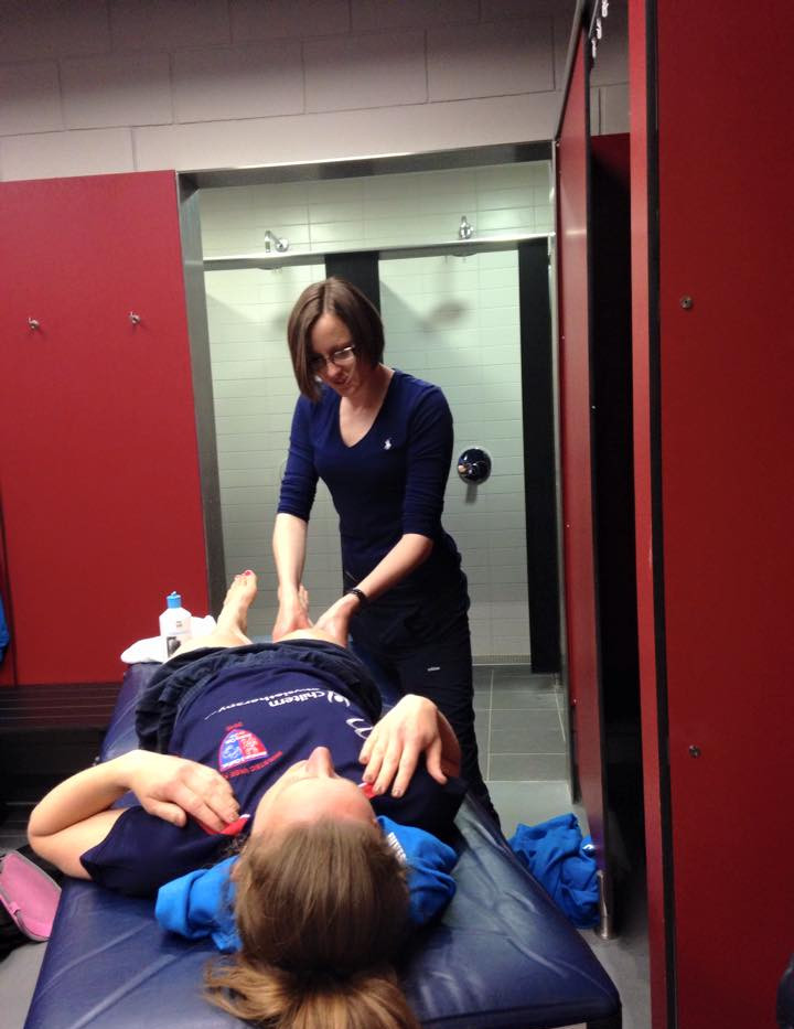 Hockey Physio