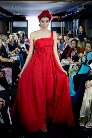 040Spanish Arab Fashion Madrid 2018