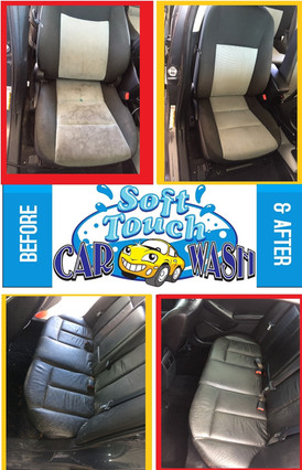 Leather Conditioning & Upholstry Cleaning