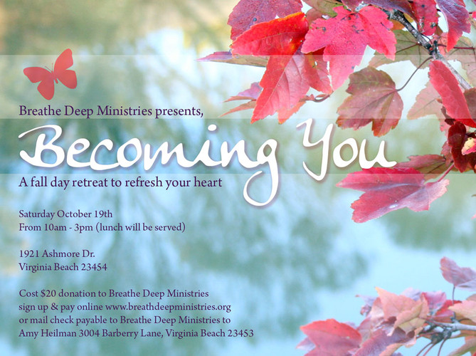 Becoming You Retreat