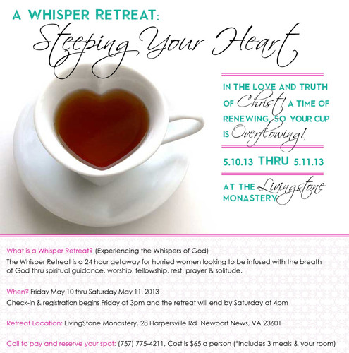 Steeping Your Heart