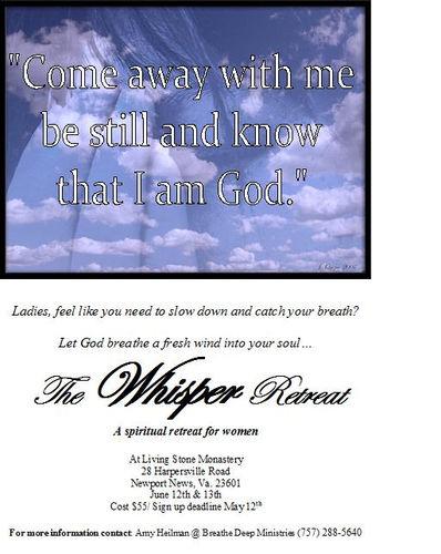Whisper Retreat