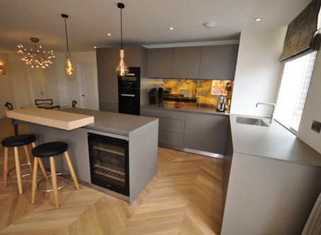 Building your dream kitchen means having an eye for the best use of space and style