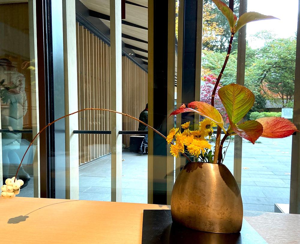 Sogetsu ikebana Portland